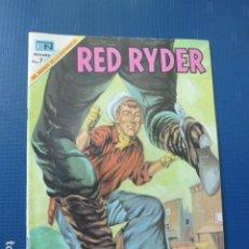 Tebeos: COMIC RED RYDER Nº 205 1969 DE NOVARO. Lote 276532638