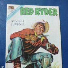 Tebeos: COMIC RED RYDER Nº 207 1969 DE NOVARO. Lote 276532748