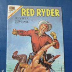 Tebeos: COMIC RED RYDER Nº 206 1969 DE NOVARO. Lote 276532948