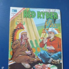 Tebeos: COMIC RED RYDER Nº 149 1967 DE NOVARO. Lote 276533208