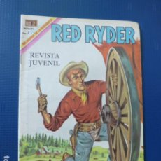 Tebeos: COMIC RED RYDER Nº 204 1969 DE NOVARO. Lote 276533363
