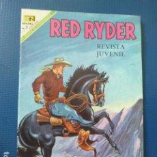 Tebeos: COMIC RED RYDER Nº 202 1969 DE NOVARO. Lote 276533593