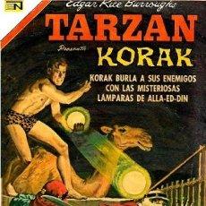 Tebeos: TARZÁN-NOVARO- Nº 279 -LAS LÁMPARAS DE ALLAN-ED-DIN-1971-APASIONANTE-BUENO-DIFÍCIL- ESCASO-LEA-5243. Lote 276568293