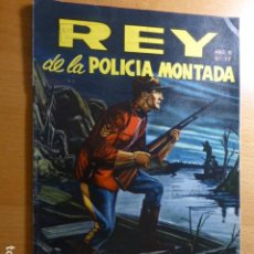 Tebeos: COMIC REY DE LA POLICIA MONTADA Nº 17. Lote 276613993