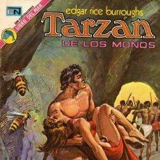 Tebeos: TARZÁN-NOVARO- Nº 359 -LA REINA DE LAS ABEJAS-19723-APASIONANTE-CASI BUENO-DIFÍCIL-LEA-5261. Lote 276805188