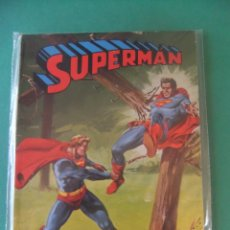Tebeos: SUPERMAN LIBRO COMIC Nº XI EDITORIAL NOVARO. Lote 277580223