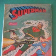 Tebeos: SUPERMAN LIBRO COMIC Nº I EDITORIAL NOVARO. Lote 277580393