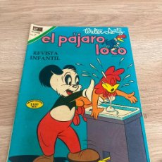 Tebeos: EL PAJARO LOCO Nº 372. NOVARO 1962. NUEVO. Lote 277582603