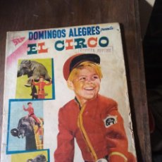 Tebeos: DOMINGOS ALEGRES. EL CIRCO. NOVARO. Lote 277639313