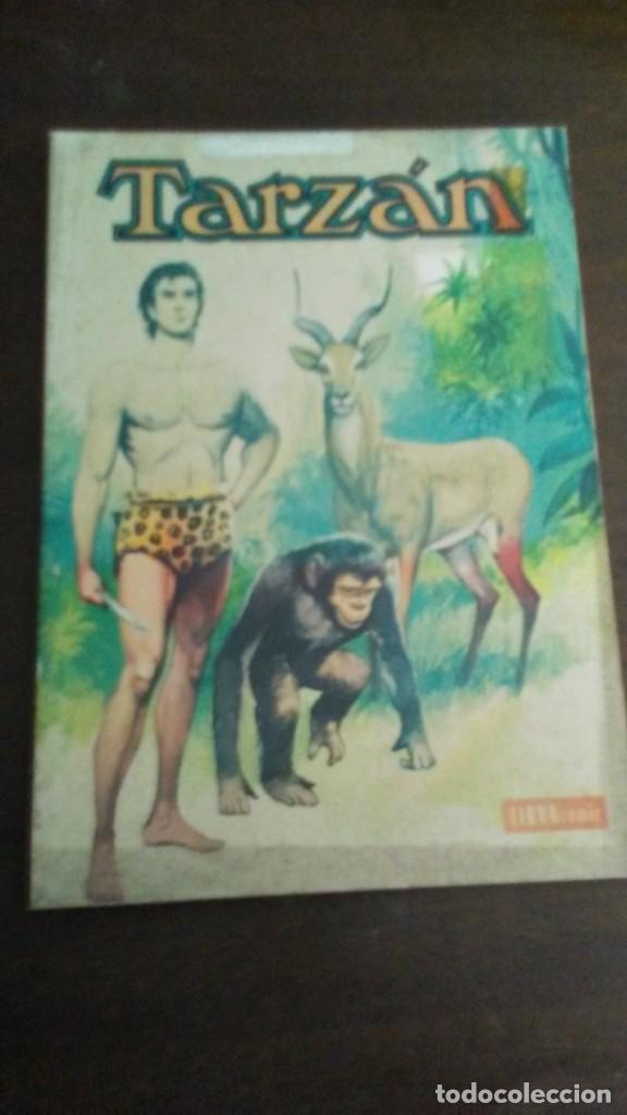 TARZAN TOMO XLV - NOVARO (Tebeos y Comics - Novaro - Tarzán)