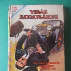 Tebeos: VIDAS EJEMPLARES Nº 192 DR.JOSE GREGORIO HERNANDEZ EDITORIAL NOVARO. Lote 278703548