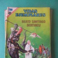 Tebeos: VIDAS EJEMPLARES Nº 240 BNEATO SANTIAGO BERTHIEU EDITORIAL NOVARO. Lote 278753763