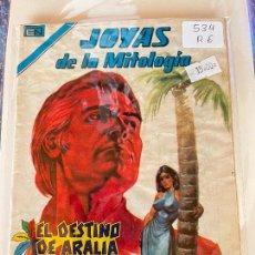 Tebeos: NOVARO SERIE AGUILA JOYAS DE LA MITOLOGIA NUMERO 534 REGULAR ESTADO. Lote 278881128
