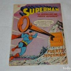 Tebeos: LA SUPERLLAVE DEL FUERTE SUPERMAN / NÚM 206 / SUPERMAN / NOVARO -AÑOS 50/60 - ¡MIRA FOTOS/DETALLES!. Lote 278933733