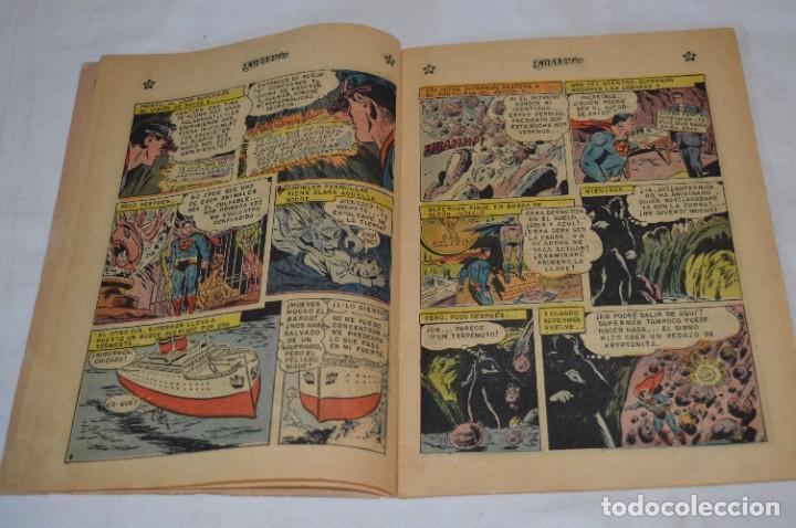 Tebeos: LA SUPERLLAVE DEL FUERTE SUPERMAN / Núm 206 / SUPERMAN / NOVARO -Años 50/60 - ¡Mira fotos/detalles! - Foto 6 - 278933733