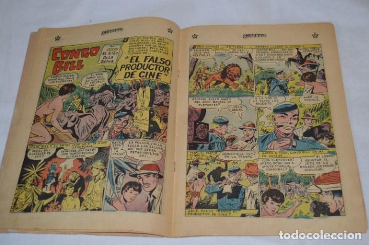 Tebeos: LA SUPERLLAVE DEL FUERTE SUPERMAN / Núm 206 / SUPERMAN / NOVARO -Años 50/60 - ¡Mira fotos/detalles! - Foto 7 - 278933733