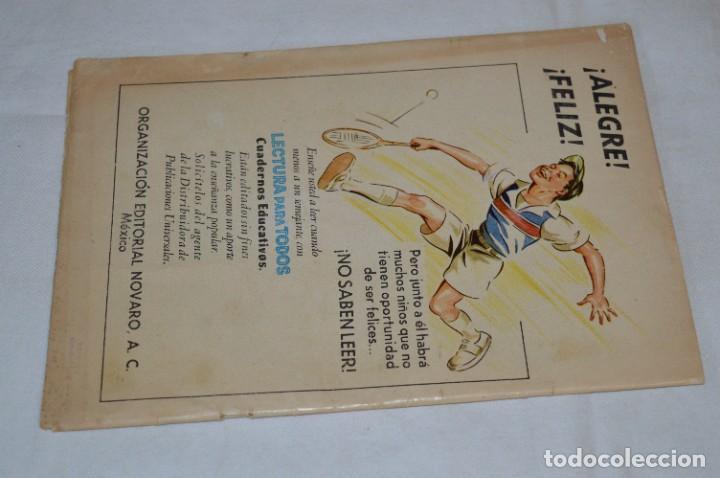 Tebeos: LA SUPERLLAVE DEL FUERTE SUPERMAN / Núm 206 / SUPERMAN / NOVARO -Años 50/60 - ¡Mira fotos/detalles! - Foto 9 - 278933733