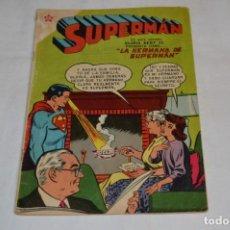 """Tebeos: """"LA HERMANA DE SUPERMAN"""" / NÚMERO 168 / SUPERMAN / NOVARO -AÑOS 50/60 - ¡MIRA FOTOS/DETALLES!. Lote 278970743"""