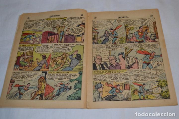 """Tebeos: """"LA HERMANA DE SUPERMAN"""" / Número 168 / SUPERMAN / NOVARO -Años 50/60 - ¡Mira fotos/detalles! - Foto 7 - 278970743"""