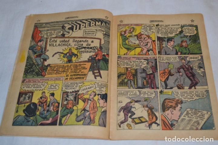 """Tebeos: """"LA HERMANA DE SUPERMAN"""" / Número 168 / SUPERMAN / NOVARO -Años 50/60 - ¡Mira fotos/detalles! - Foto 9 - 278970743"""