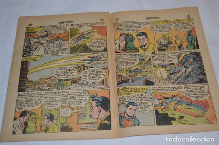 """Tebeos: """"LA HERMANA DE SUPERMAN"""" / Número 168 / SUPERMAN / NOVARO -Años 50/60 - ¡Mira fotos/detalles! - Foto 11 - 278970743"""
