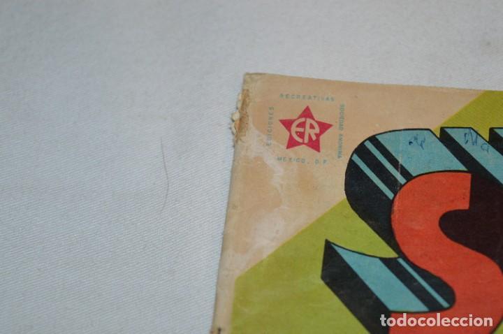 """Tebeos: """"LA HERMANA DE SUPERMAN"""" / Número 168 / SUPERMAN / NOVARO -Años 50/60 - ¡Mira fotos/detalles! - Foto 14 - 278970743"""