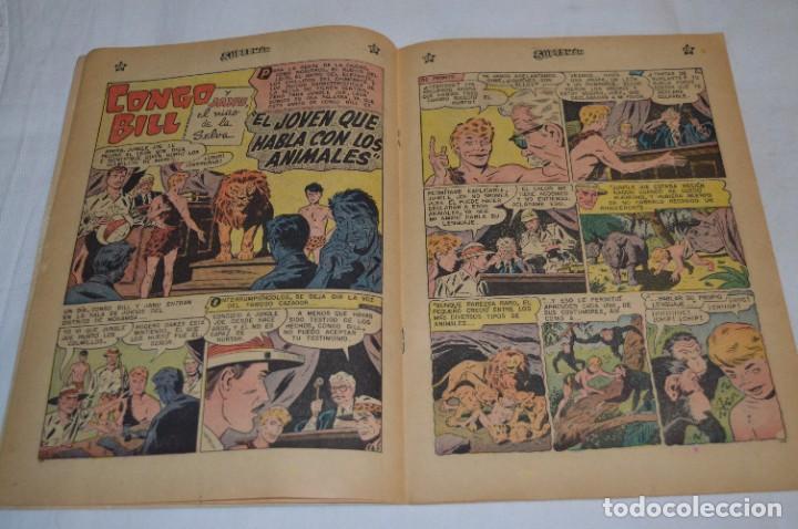 """Tebeos: """"EL NUEVO UNIFORME DE SUPERMAN"""" / Número 184 / SUPERMAN / NOVARO -Años 50/60 - ¡Mira fotos/detalles! - Foto 7 - 278972763"""