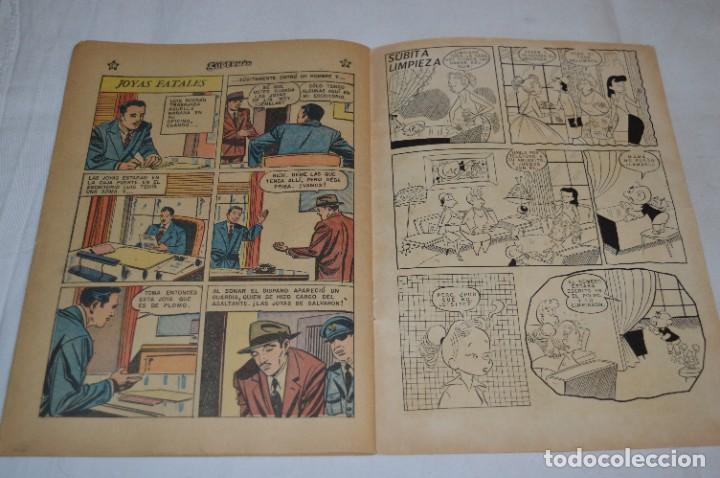 """Tebeos: """"EL NUEVO UNIFORME DE SUPERMAN"""" / Número 184 / SUPERMAN / NOVARO -Años 50/60 - ¡Mira fotos/detalles! - Foto 11 - 278972763"""