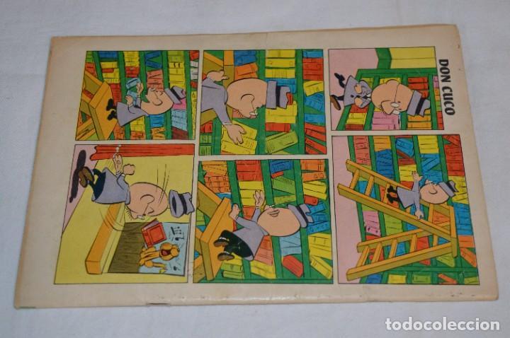"""Tebeos: """"EL NUEVO UNIFORME DE SUPERMAN"""" / Número 184 / SUPERMAN / NOVARO -Años 50/60 - ¡Mira fotos/detalles! - Foto 12 - 278972763"""