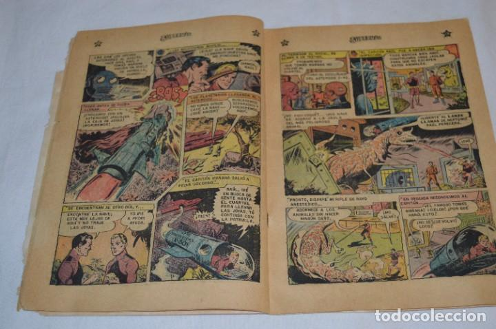 """Tebeos: """"EL ENIGMA DE LA ESFINGE SUPERMAN"""" / Núm 205 / SUPERMAN / NOVARO -Años 50/60 - ¡Mira fotos/detalles! - Foto 9 - 278975673"""