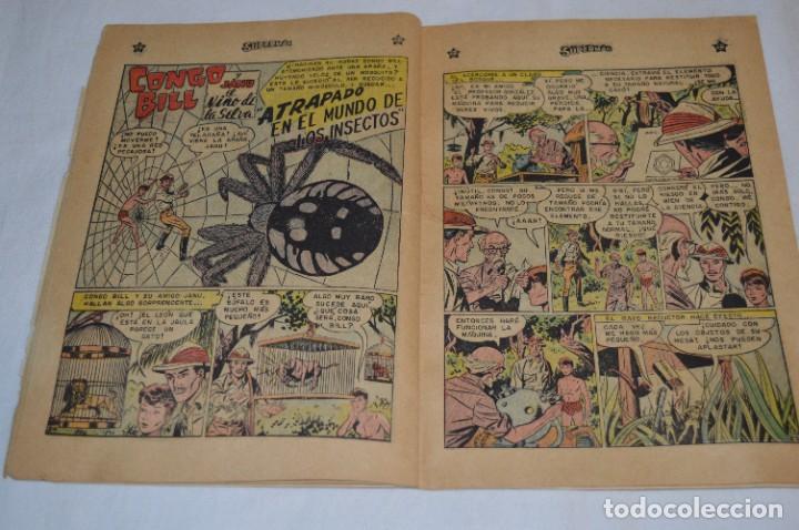 """Tebeos: """"EL ENIGMA DE LA ESFINGE SUPERMAN"""" / Núm 205 / SUPERMAN / NOVARO -Años 50/60 - ¡Mira fotos/detalles! - Foto 10 - 278975673"""