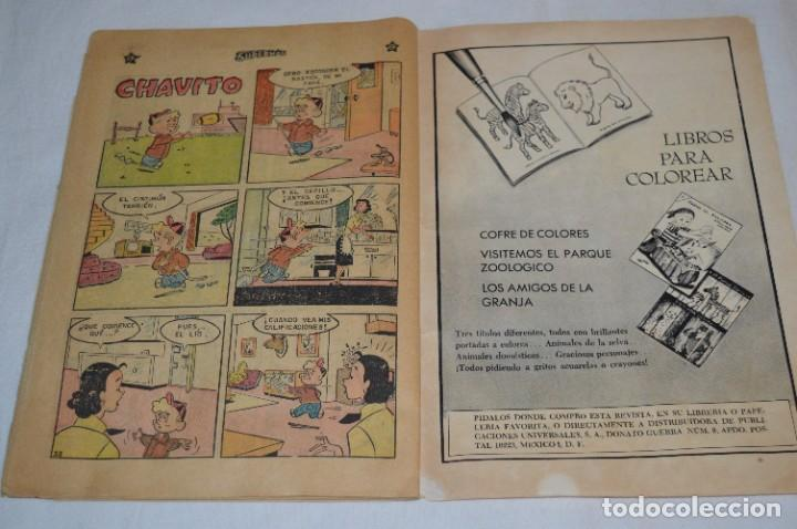 """Tebeos: """"EL ENIGMA DE LA ESFINGE SUPERMAN"""" / Núm 205 / SUPERMAN / NOVARO -Años 50/60 - ¡Mira fotos/detalles! - Foto 12 - 278975673"""