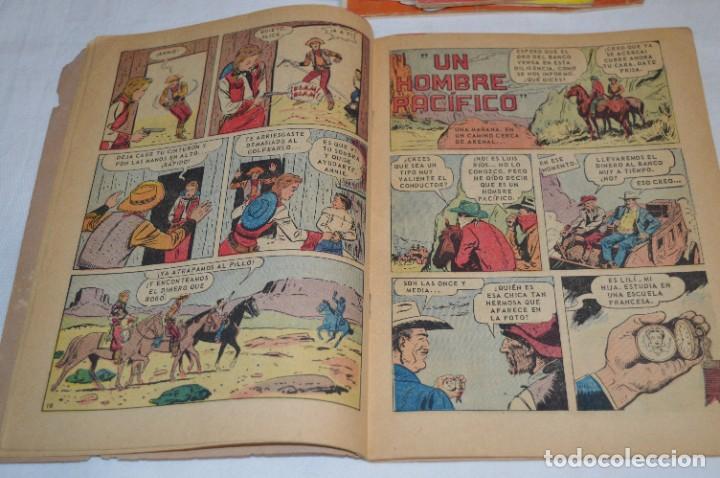 Tebeos: NOVARO 5 Comics / Ejemplares - Títulos/personajes variados - Antiguos ¡Mira fotos/detalles! Lote 01 - Foto 5 - 279260858