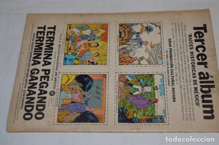 Tebeos: NOVARO 5 Comics / Ejemplares - Títulos/personajes variados - Antiguos ¡Mira fotos/detalles! Lote 01 - Foto 6 - 279260858