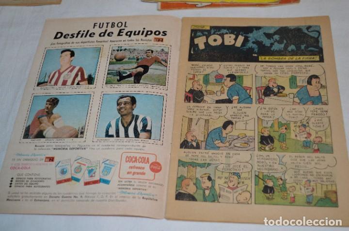 Tebeos: NOVARO 5 Comics / Ejemplares - Títulos/personajes variados - Antiguos ¡Mira fotos/detalles! Lote 01 - Foto 9 - 279260858