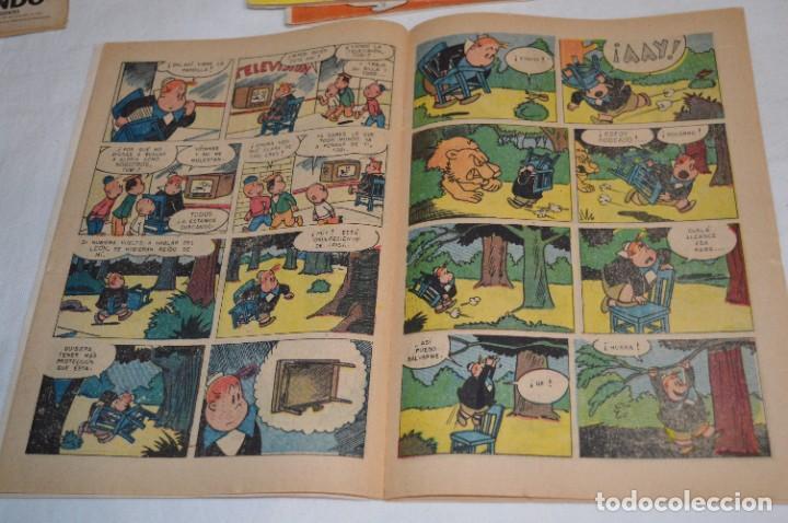 Tebeos: NOVARO 5 Comics / Ejemplares - Títulos/personajes variados - Antiguos ¡Mira fotos/detalles! Lote 01 - Foto 10 - 279260858