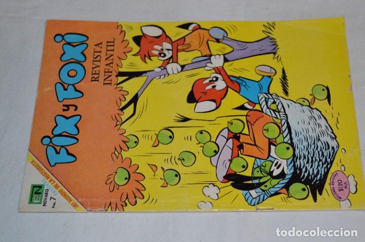 Tebeos: NOVARO 5 Comics / Ejemplares - Títulos/personajes variados - Antiguos ¡Mira fotos/detalles! Lote 01 - Foto 12 - 279260858