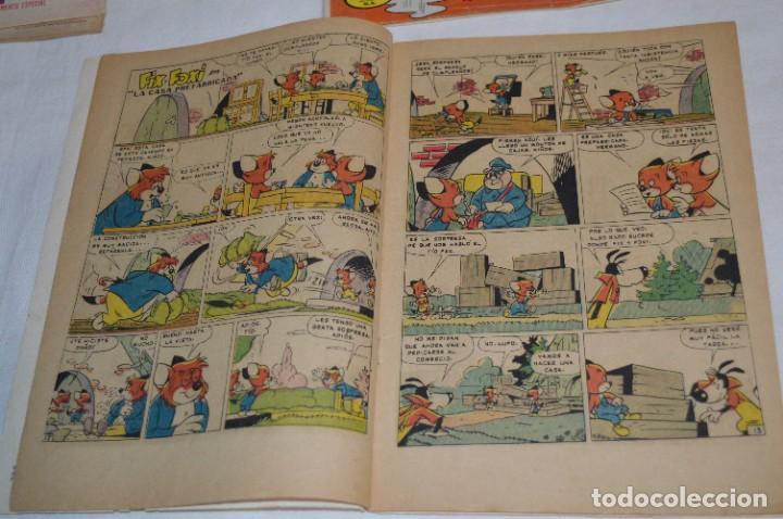 Tebeos: NOVARO 5 Comics / Ejemplares - Títulos/personajes variados - Antiguos ¡Mira fotos/detalles! Lote 01 - Foto 15 - 279260858