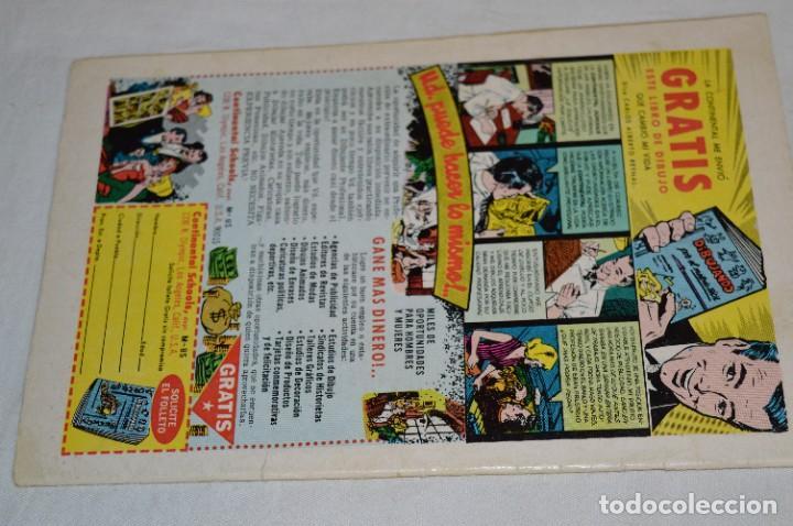Tebeos: NOVARO 5 Comics / Ejemplares - Títulos/personajes variados - Antiguos ¡Mira fotos/detalles! Lote 01 - Foto 17 - 279260858