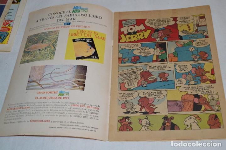 Tebeos: NOVARO 5 Comics / Ejemplares - Títulos/personajes variados - Antiguos ¡Mira fotos/detalles! Lote 01 - Foto 26 - 279260858