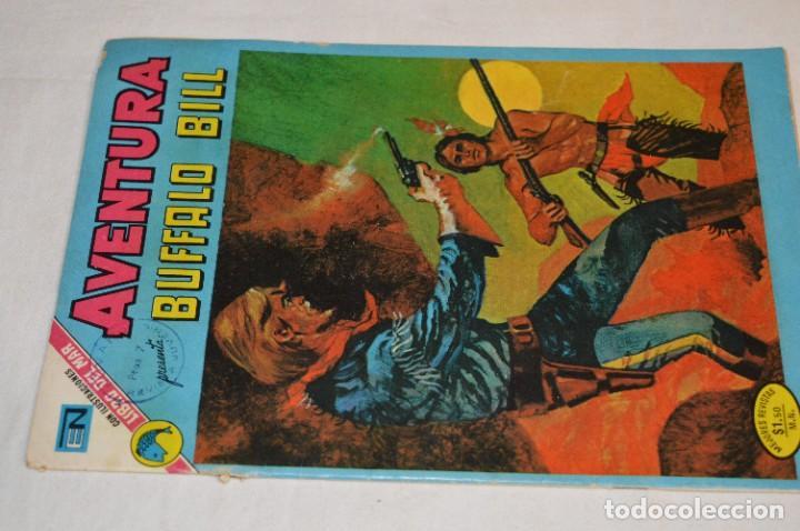 Tebeos: NOVARO 5 Comics / Ejemplares - Títulos/personajes variados - Antiguos ¡Mira fotos/detalles! Lote 02 - Foto 2 - 279322743
