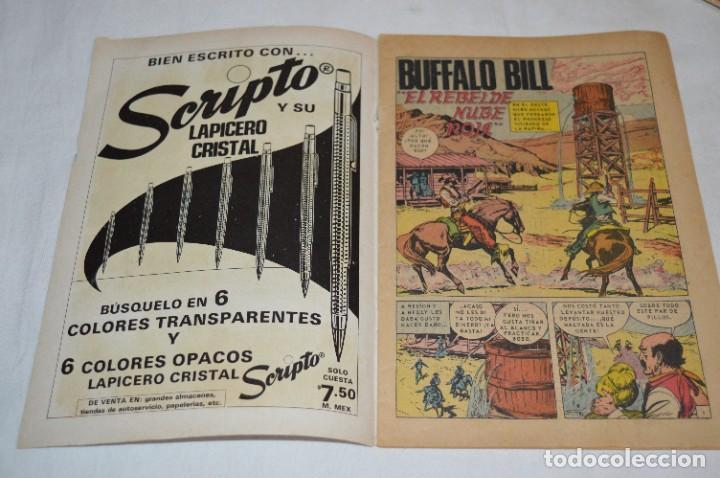 Tebeos: NOVARO 5 Comics / Ejemplares - Títulos/personajes variados - Antiguos ¡Mira fotos/detalles! Lote 02 - Foto 4 - 279322743