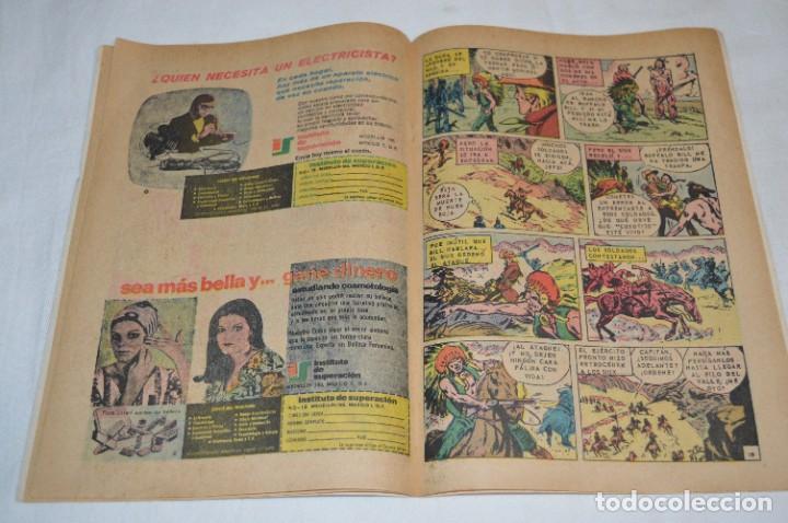 Tebeos: NOVARO 5 Comics / Ejemplares - Títulos/personajes variados - Antiguos ¡Mira fotos/detalles! Lote 02 - Foto 5 - 279322743