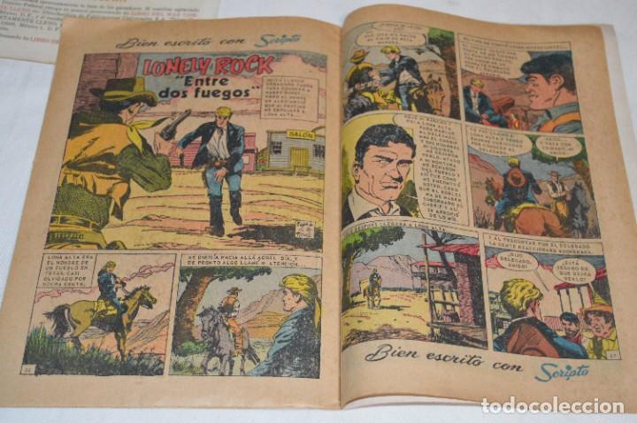 Tebeos: NOVARO 5 Comics / Ejemplares - Títulos/personajes variados - Antiguos ¡Mira fotos/detalles! Lote 02 - Foto 12 - 279322743