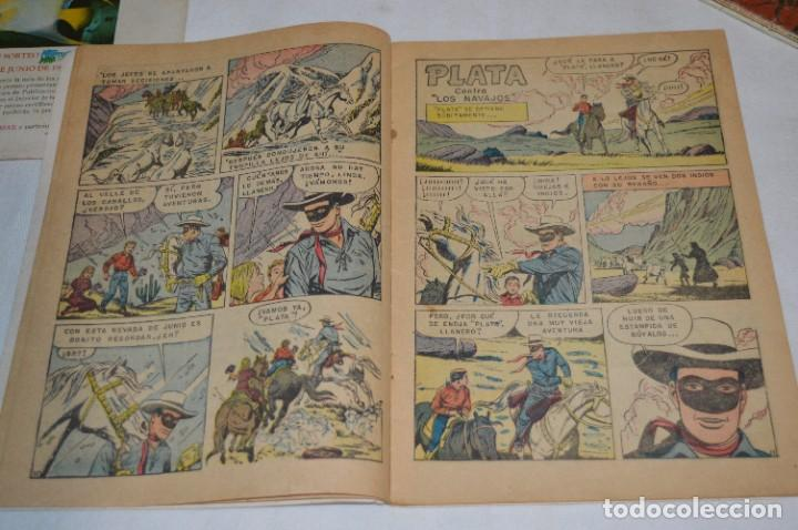 Tebeos: NOVARO 5 Comics / Ejemplares - Títulos/personajes variados - Antiguos ¡Mira fotos/detalles! Lote 02 - Foto 17 - 279322743