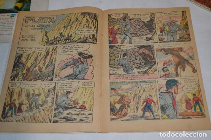 Tebeos: NOVARO 5 Comics / Ejemplares - Títulos/personajes variados - Antiguos ¡Mira fotos/detalles! Lote 02 - Foto 18 - 279322743