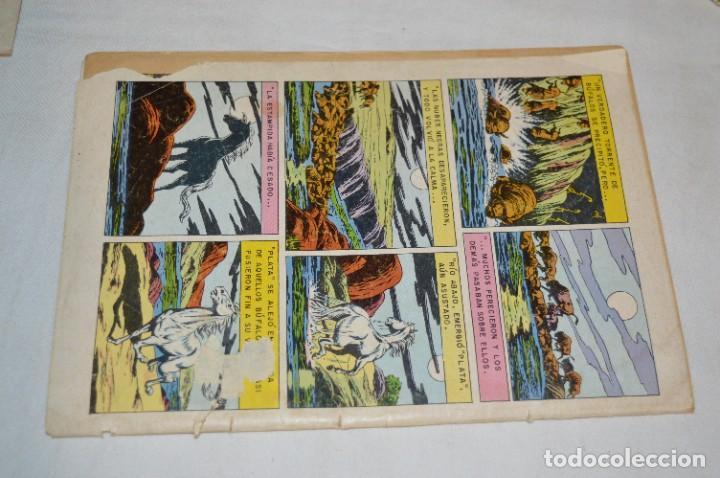 Tebeos: NOVARO 5 Comics / Ejemplares - Títulos/personajes variados - Antiguos ¡Mira fotos/detalles! Lote 02 - Foto 19 - 279322743