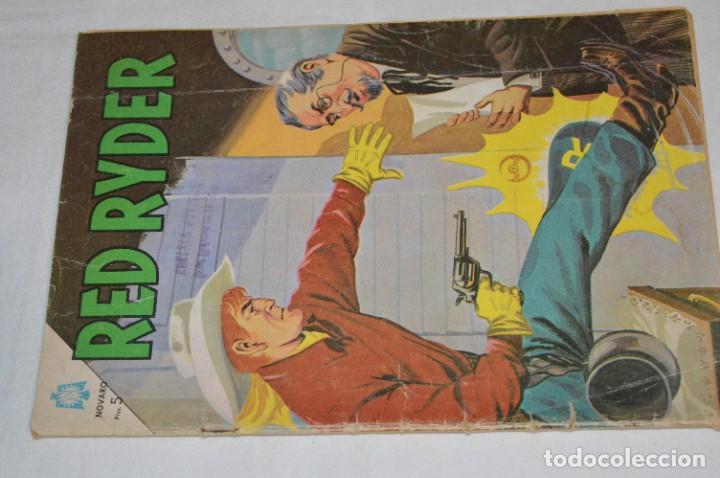 Tebeos: NOVARO 5 Comics / Ejemplares - Títulos/personajes variados - Antiguos ¡Mira fotos/detalles! Lote 02 - Foto 21 - 279322743