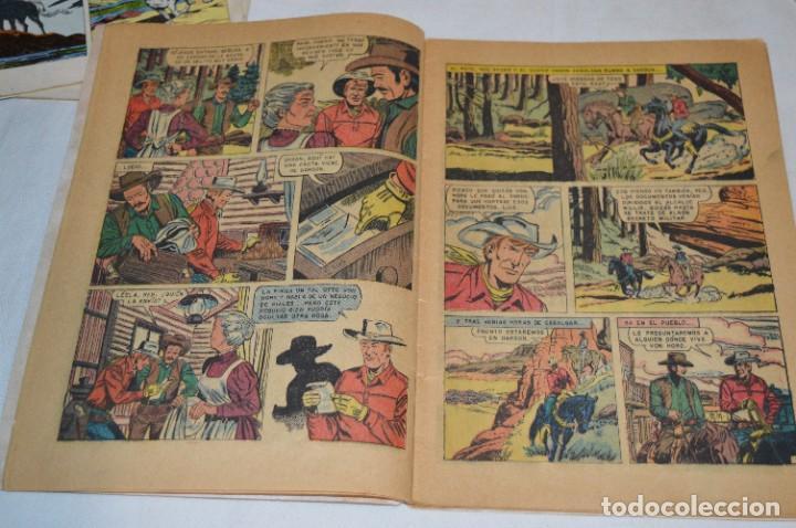 Tebeos: NOVARO 5 Comics / Ejemplares - Títulos/personajes variados - Antiguos ¡Mira fotos/detalles! Lote 02 - Foto 25 - 279322743