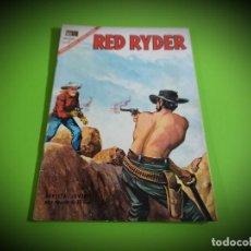 Tebeos: RED RYDER Nº 163 -NOVARO. Lote 279500653
